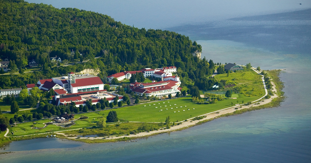 Mackinac Island Michigan