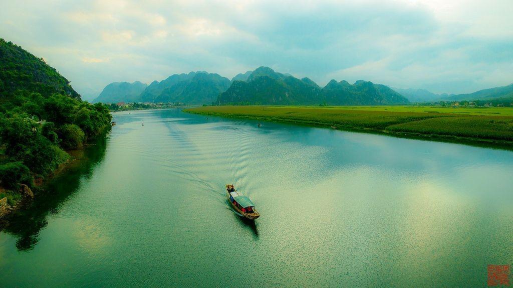 Quang Binh Landscape in Kong: Skull Island