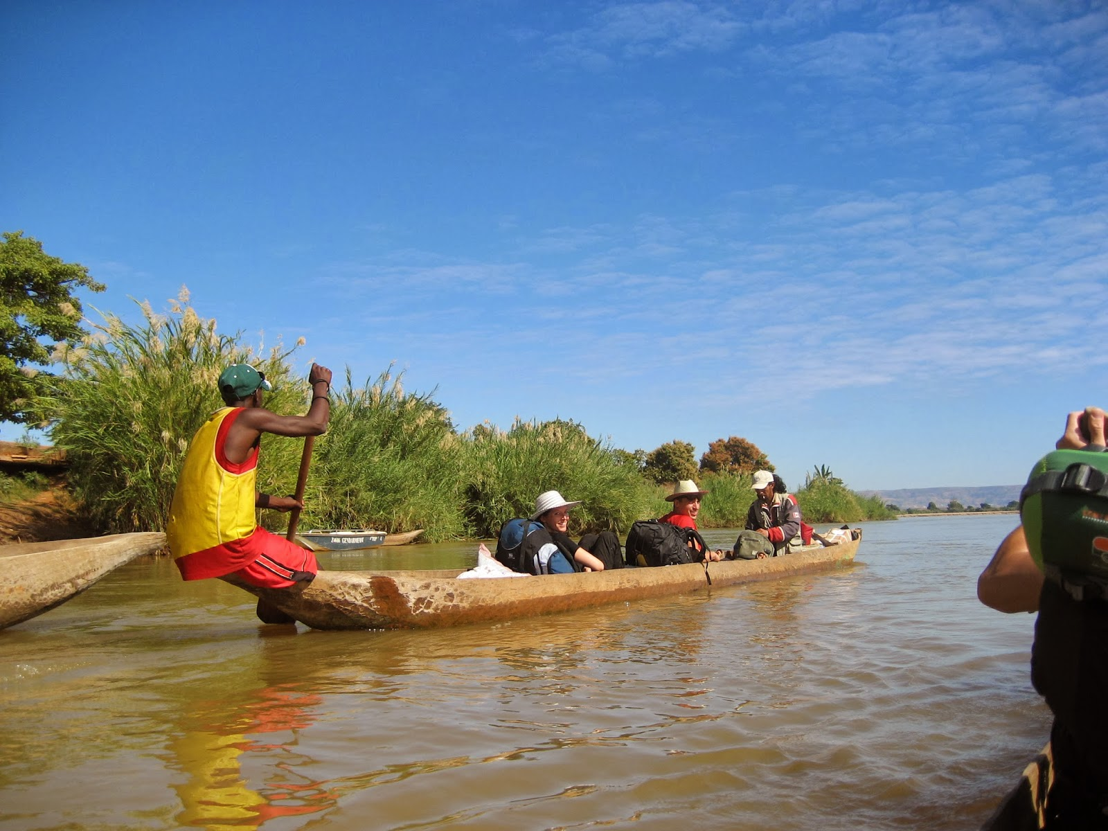Madagascar Tsiribihina River