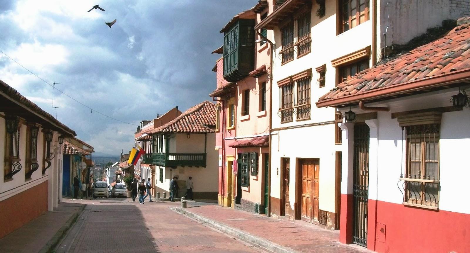 La Candelaria Colombia