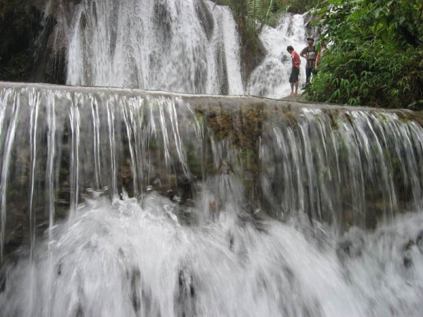 mo waterfall, mu cang chai