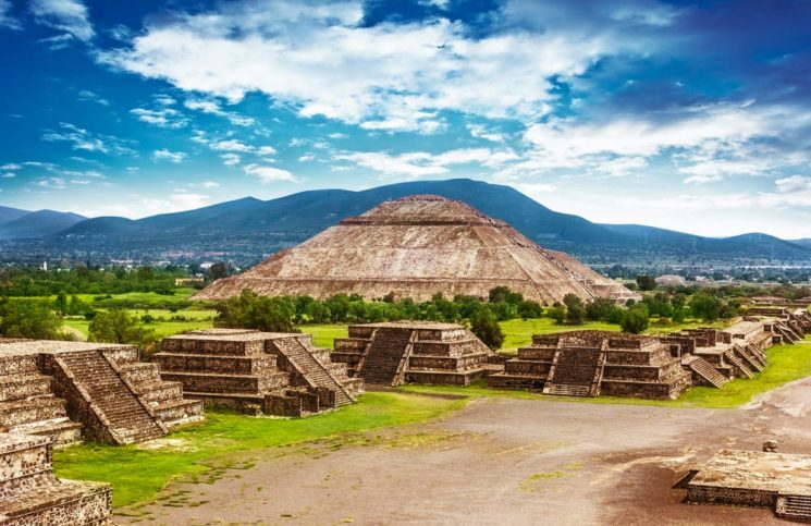 Mexico Teotihuacan