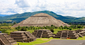 Take a cultural walk in the capital of Mexico