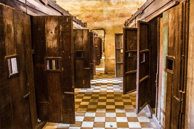 Toul Sleng Museum