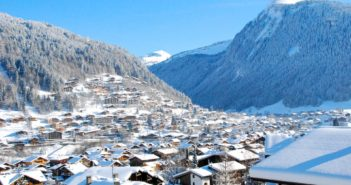 Morzine, a French Village in the Heart of the Alps