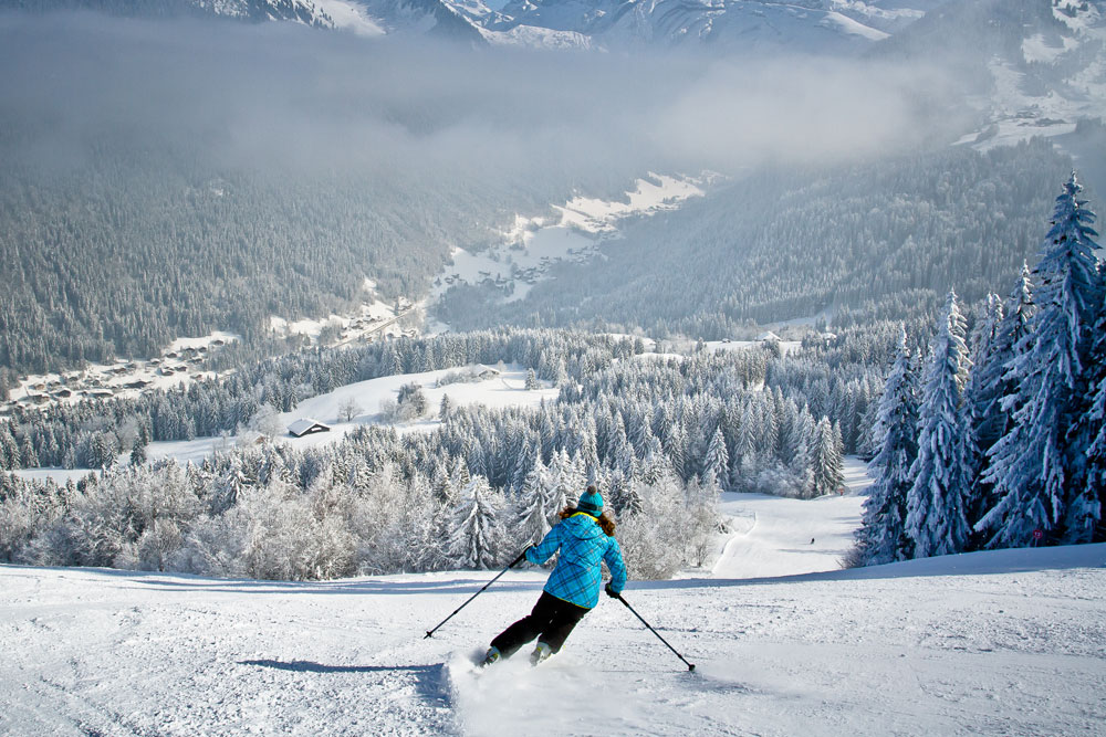 Morzine - a French Village in the Heart of the Alps