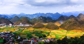 Ha Giang in Vietnam, one of best places for trekking